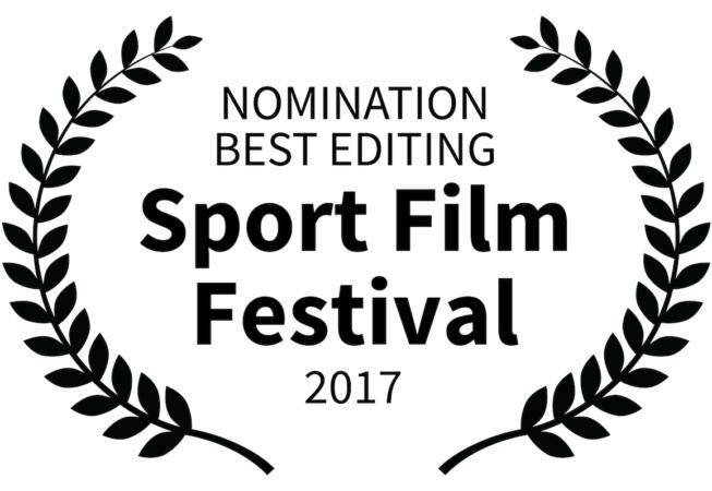 Sport Film Festival 2017 - Nomination Best Editing