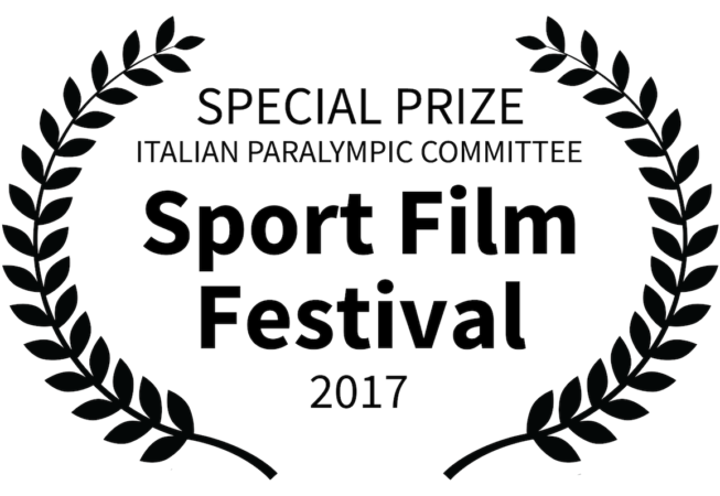 Sport Film Festival 2017 - Special Prize Italian Paralympic Committee