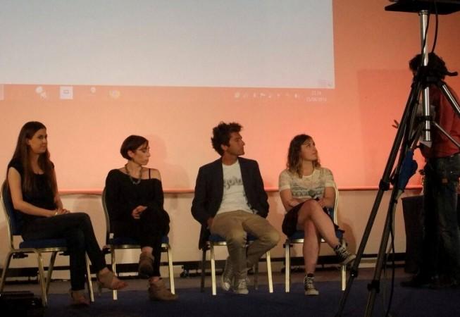 Shakespeare Festival 2014 - Dibattito con i registi (Cecilia Brianza, Linda Fratini, Luca Dal Canto, Chiara Natalini) dei cortometraggi finalisti
