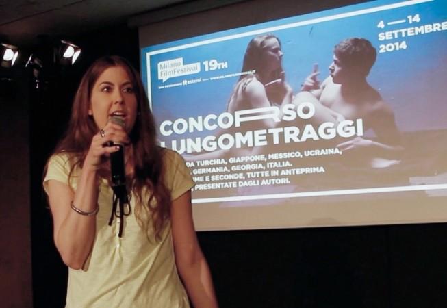 Milano Film Festival 2014 - Presentazione del cortometraggio <em>L'esame</em> di Cecilia Brianza
