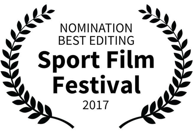 Sport Film Festival 2017 - Nomination Best Editing