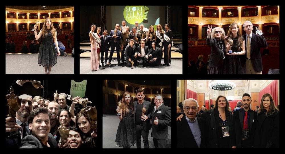 Gran Galà del Paladino d'Oro - Sport Film Festival 2017