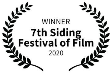 7th Siding Festival of Film 2020 - Winner